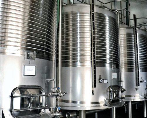 cubas fermentação